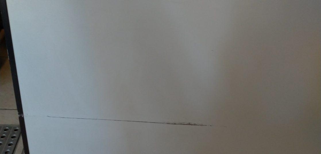 玄関扉リペア補修/東京都杉並区